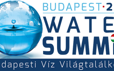 Water Summit meghívója