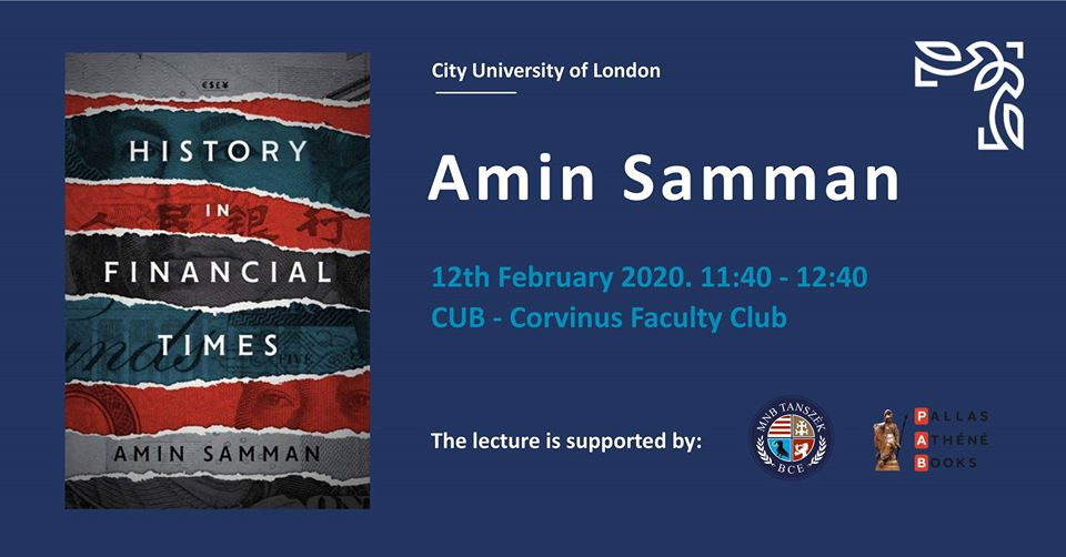 History in Financial Times Amin Samman